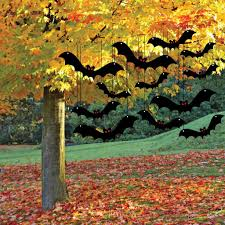 52 diy outdoor halloween decorations bat diy bat halloween