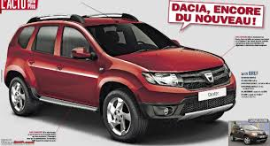 renault maroc rumour renault duster to get extensive facelift this year page