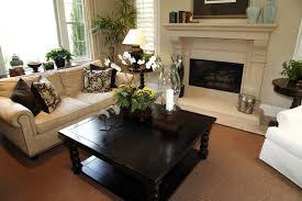 Black Living Room Tables 25 Cozy Living Room Tips And Ideas For Small And Big Living Rooms