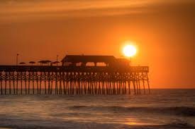 9 piers along the grand strand in myrtle beach sc southeastern