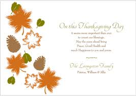 happy thanksgiving cards with quotes sayings for