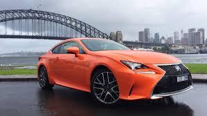lexus australia rc rc archives chasing cars