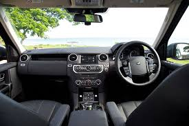 land rover discovery hse interior above u0026 beyond u2013 land rover discovery 4 auto jamaica gleaner