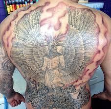 aztec warrior tattoos allcooltattoos com