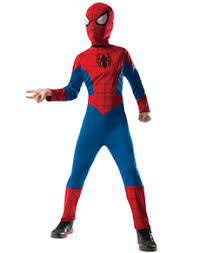 Lagoona Blue Halloween Costume Spiderman Costumes Superpower Carries Responsibility