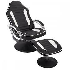 Recliner Gaming Chairs New Comfortable Pu Recliner Chair Relax Racing Chair Gaming Chair W