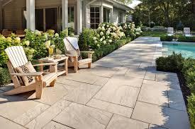 Pavers Patio Concrete Patio Vs Pavers Home Design Ideas And Pictures