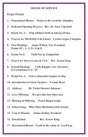 mghs thanksgiving program
