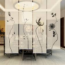 curtain room dividers hanging curtain room divide biombo screen