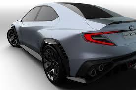 subaru sports car wrx subaru viziv performance concept details next generation wrx autocar
