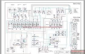 terex crawler excavator model tc75 hr32 schematic auto