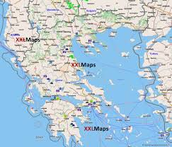 Delphi Greece Map tourist map of greece free download for smartphones tablets and