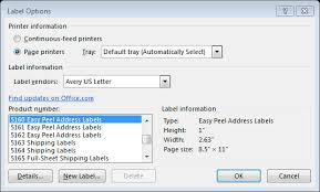 create labels in word using a mail merge steve chase docs