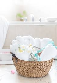 Mother S Day Basket Mother U0027s Day Spa Gift With Birch Lane And A Giveaway