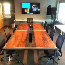 4 X 8 Conference Table Handmade Modern Furniture 4 X 8 Conference Table Handmade