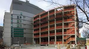 Columbia University Campus Map Of Nursing Building Facilities Management