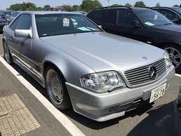 mercedes auctions mercedes amg sl600 japanese car auctions blue line