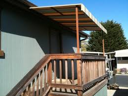 Awnings For Mobile Home Windows Suncoast Awning Gallery Santa Cruz Lake Tahoe Ca