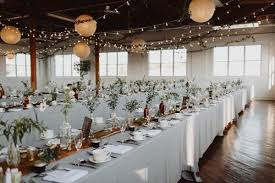 5 Ways to Style Your Industrial Wedding Venue