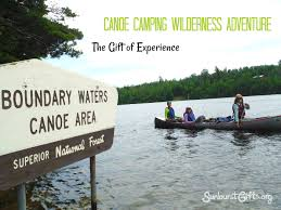 Oklahoma travel gifts images Canoe camping wilderness adventure thoughtful gifts sunburst png