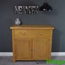 Solid Oak Buffet by Oak Sideboards Ebay