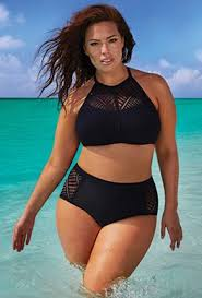 high waisted swimsuits diva black high waist bikini swimsuits for all