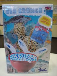 4th grade book report sample 5th and fabulous cereal box book reports cereal box book reports