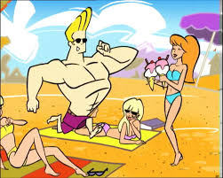 johnny bravo johnny bravo on the beach cartoon network on vimeo