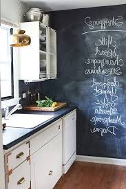 chalkboard in kitchen ideas top kitchen chalkboard ideas