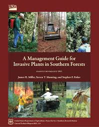 a management guide for invasive plants in southern forests