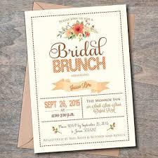 bridesmaid brunch invitation wording the 25 best brunch invitations ideas on shower