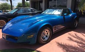 1981 chevy corvette 1981 chevy corvette stingray the car bar