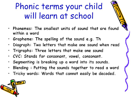 phonics is all about using u2026 knowledge of the alphabet ppt video