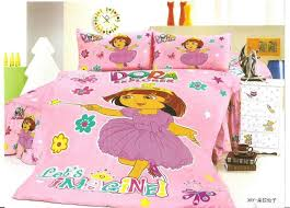 Dora Beds Girls Twin Sheet Sets Bedding Sets Twin Bedding Sets For Teen