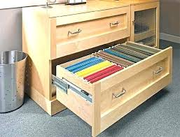 Diy File Cabinet Desk Diy Filing Cabinet Home Office Makeover Series Part 5 File Crates