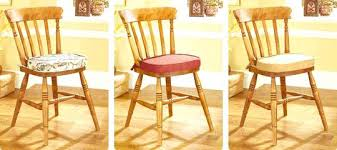 Dining Chair  How To Reupholster A Seat Pad Reupholster Dining - Dining room chair seat cushions