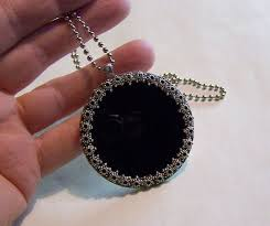 black glass necklace images 134 best wiccan jewelry images wiccan jewelry jpg