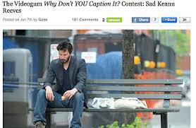 Keanu Reeves Meme - cheer up keanu day internet tries to make reeves happy time