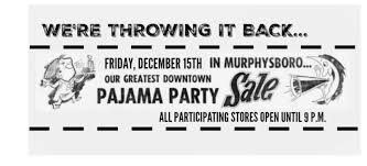pajama sale with the unique shops of murphysboro southern