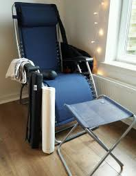 Reflexology Chair Lafuma Reflexology Therapy Chair And Accessories In Dunfermline