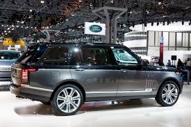 range rover land rover 2016 2016 range rover svautobiography debuts at the new york auto show