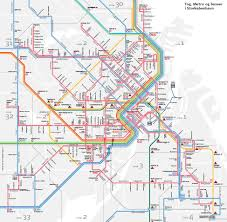 Map Of Seattle Airport by Nyc Subway Map Distances Vs Geographic Distances Oc