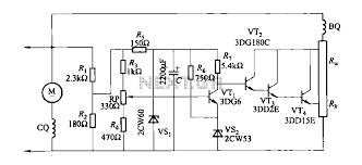 automatic voltage regulator schematic diagram wiring diagram and