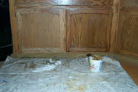 how to stain kitchen cabinets without sanding gel stain kitchen