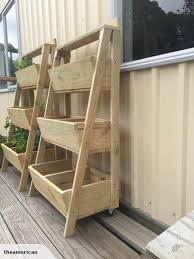 best 25 diy wooden planters ideas on pinterest wooden planter