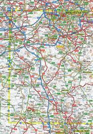 Northern Ireland Map A Z Great Britain U0026 Northern Ireland Road Atlas 2015 Geographers