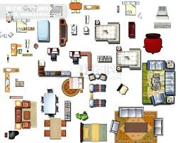 furniture templates for floor plans vector floor plan furniture symbols view google search templates