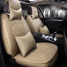 housse siege 307 haute qualité en cuir spécial housse de siège de voiture pour