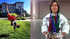 How my son with autism became a martial arts champion