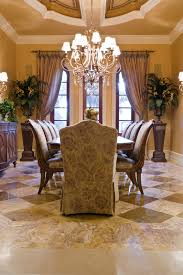 Curtain Ideas For Dining Room Curtain Ideas Formal Dining Room Curtain Ideas Housetracker Org